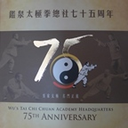 75th Anniversary book